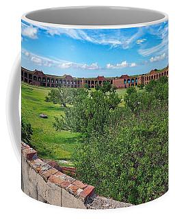 Fort Jefferson Coffee Mug