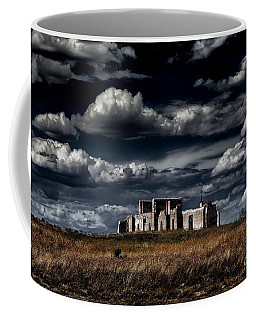 Fort Laramie Hospital Ruins Coffee Mug