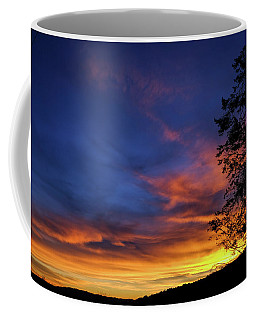 Fort Mohave Arizona Sunset Coffee Mug