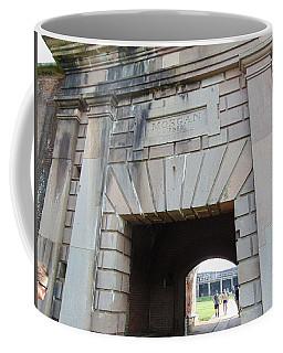 Fort Morgan Coffee Mug