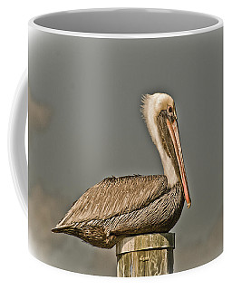 Fort Pierce Pelican Coffee Mug