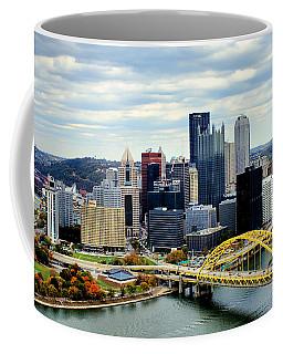 Fort Pitt Bridge Coffee Mug