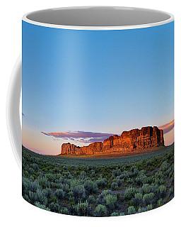 Fort Rock Coffee Mug