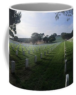 Fort Rosecrans National Cemetery Coffee Mug