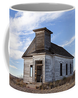 Fort Sumner - Abandoned Church Coffee Mug
