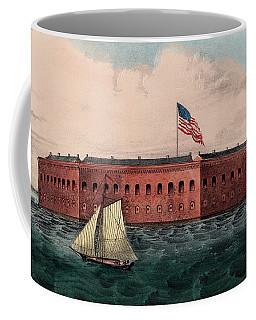 Fort Sumter, Charleston Harbor, South Carolina Coffee Mug