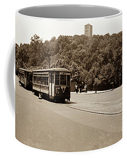 Fort Tryon Trolley Coffee Mug