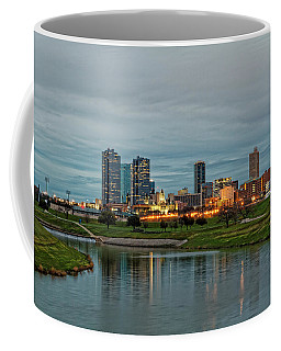Fort Worth Color Coffee Mug