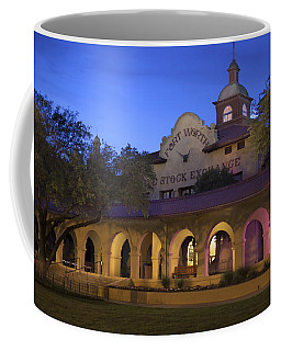 Fort Worth Livestock Exchange Coffee Mug