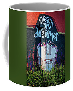 Fort Worth Texas Mural Coffee Mug