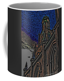Fortified Coffee Mug