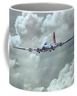 Boeing B-17g Flying Fortress Coffee Mugs