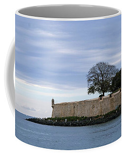Fortress Wall Coffee Mug