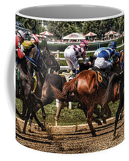 Forty Mph Coffee Mug