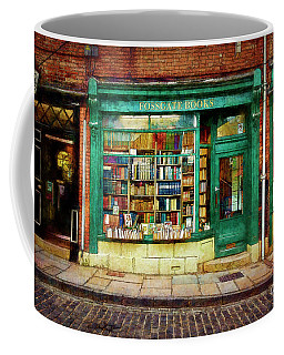Fossgate Books Coffee Mug