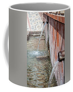 Fountain Coffee Mug