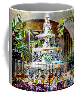 Fountain Of Water Coffee Mug