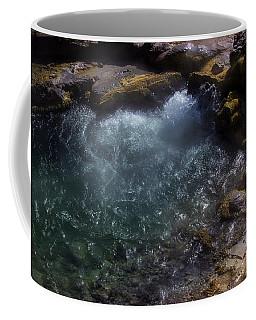 Water On Mars Coffee Mug