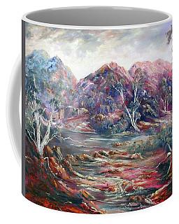 Fountain Springs Outback Australia Coffee Mug
