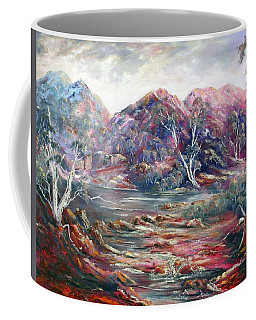 Fountain Springs Outback Australia Coffee Mug