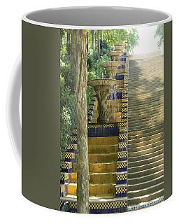 Fountains At Montjuic Coffee Mug