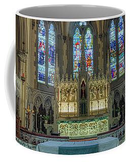 Four Angels Coffee Mug