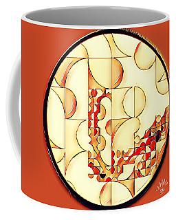 Four Circle Turn Coffee Mug