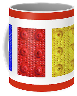 Four Color Landscape Coffee Mug