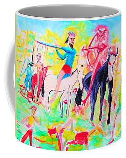 Four Horsemen Coffee Mug