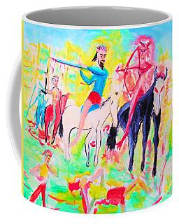 Four Horsemen Coffee Mug
