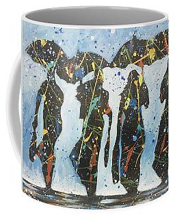 Four In The Rain Coffee Mug