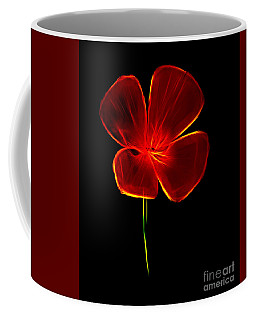 Four Petals Coffee Mug