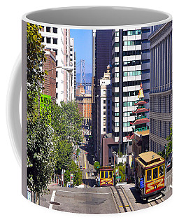 Four Points - San Francisco Coffee Mug