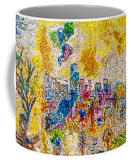 Four Seasons Chagall Coffee Mug
