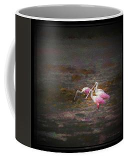 Four Spoons On The Marsh Coffee Mug