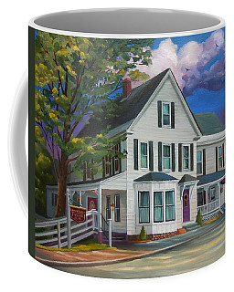 Fournier Funeral Home Coffee Mug
