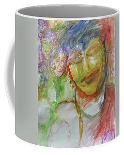 Four's A Crowd Coffee Mug