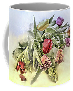 Flowers-tulips Coffee Mug