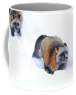 Fox Chase Coffee Mug