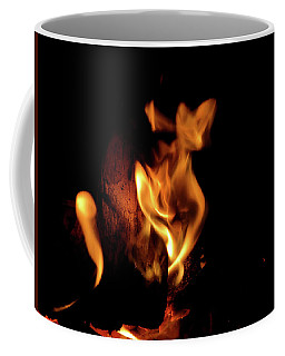 Fox Fire Coffee Mug