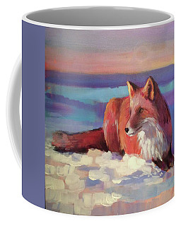 Fox II Coffee Mug