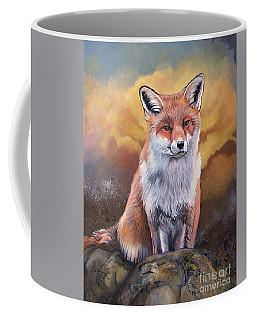 Fox Knows Coffee Mug