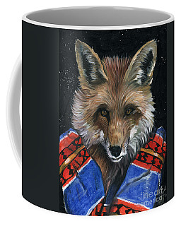 Fox Medicine Coffee Mug