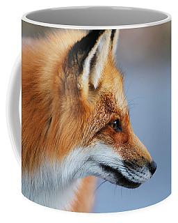 Fox Profile Coffee Mug