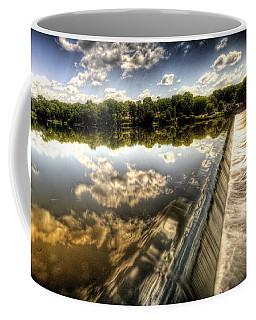 Fox River At The Geneva Dam Coffee Mug