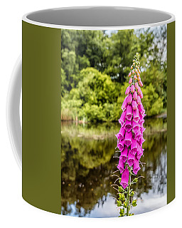 Foxglove In Flower Coffee Mug