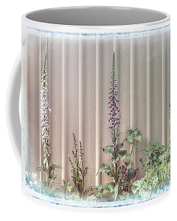Foxgloves Coffee Mug