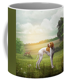 Foxhound Coffee Mug