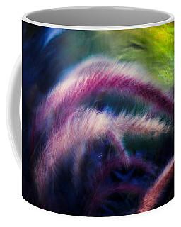 Foxtails In Shadows Coffee Mug