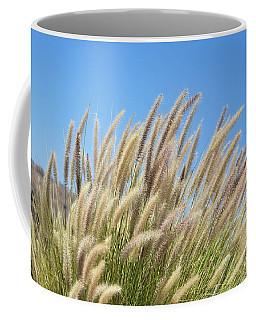 Foxtails On A Hill Coffee Mug